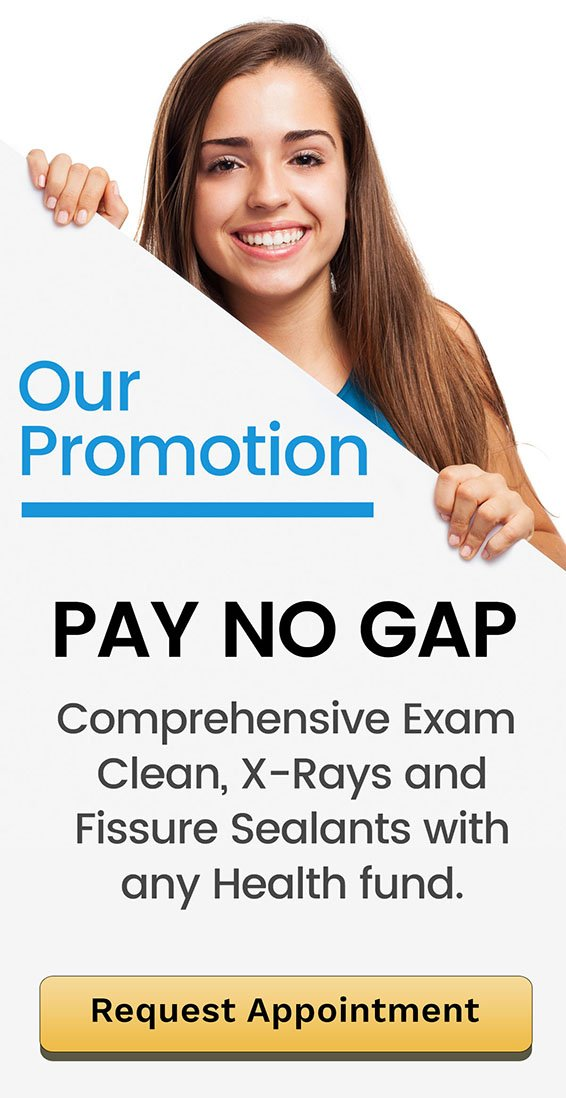 Free Consultation Promotions Banner | Dentist Preston