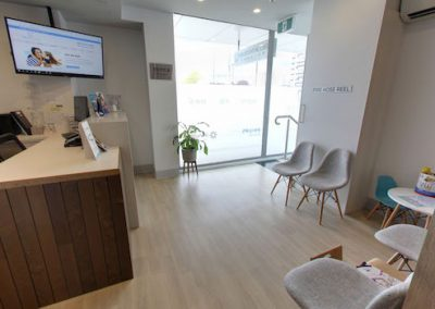 true dental care preston waiting area