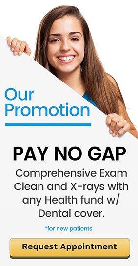Free Consultation Promotions Banner | Dentist Preston